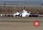 Image of rocket powered car California United States USA, 1979, second 45 stock footage video 65675041232