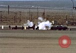 Image of rocket powered car California United States USA, 1979, second 46 stock footage video 65675041232