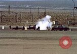 Image of rocket powered car California United States USA, 1979, second 49 stock footage video 65675041232