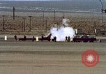 Image of rocket powered car California United States USA, 1979, second 50 stock footage video 65675041232