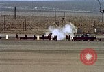 Image of rocket powered car California United States USA, 1979, second 51 stock footage video 65675041232