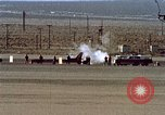 Image of rocket powered car California United States USA, 1979, second 52 stock footage video 65675041232