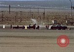 Image of rocket powered car California United States USA, 1979, second 54 stock footage video 65675041232