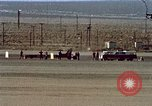 Image of rocket powered car California United States USA, 1979, second 59 stock footage video 65675041232