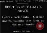 Image of Parlor Auto Berlin Germany, 1929, second 16 stock footage video 65675041243