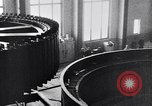 Image of Generator Beauharnois Quebec Canada, 1930, second 31 stock footage video 65675041247