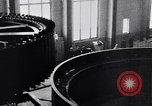 Image of Generator Beauharnois Quebec Canada, 1930, second 32 stock footage video 65675041247