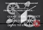 Image of Power project Frain Czechoslovakia, 1933, second 3 stock footage video 65675041251