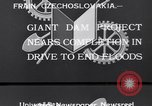 Image of Power project Frain Czechoslovakia, 1933, second 8 stock footage video 65675041251