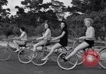 Image of Rhythm Bicycles San Francisco California USA, 1933, second 13 stock footage video 65675041254