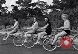 Image of Rhythm Bicycles San Francisco California USA, 1933, second 14 stock footage video 65675041254