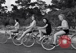 Image of Rhythm Bicycles San Francisco California USA, 1933, second 15 stock footage video 65675041254