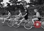 Image of Rhythm Bicycles San Francisco California USA, 1933, second 16 stock footage video 65675041254