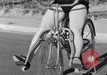 Image of Rhythm Bicycles San Francisco California USA, 1933, second 23 stock footage video 65675041254