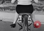 Image of Rhythm Bicycles San Francisco California USA, 1933, second 25 stock footage video 65675041254