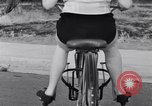 Image of Rhythm Bicycles San Francisco California USA, 1933, second 27 stock footage video 65675041254