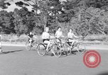 Image of Rhythm Bicycles San Francisco California USA, 1933, second 34 stock footage video 65675041254
