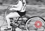 Image of Rhythm Bicycles San Francisco California USA, 1933, second 39 stock footage video 65675041254