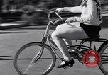 Image of Rhythm Bicycles San Francisco California USA, 1933, second 42 stock footage video 65675041254