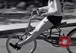 Image of Rhythm Bicycles San Francisco California USA, 1933, second 43 stock footage video 65675041254