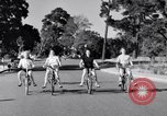 Image of Rhythm Bicycles San Francisco California USA, 1933, second 44 stock footage video 65675041254
