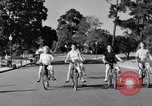 Image of Rhythm Bicycles San Francisco California USA, 1933, second 46 stock footage video 65675041254