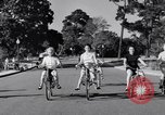 Image of Rhythm Bicycles San Francisco California USA, 1933, second 48 stock footage video 65675041254