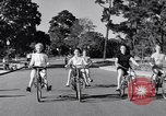 Image of Rhythm Bicycles San Francisco California USA, 1933, second 49 stock footage video 65675041254