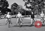 Image of Rhythm Bicycles San Francisco California USA, 1933, second 50 stock footage video 65675041254