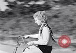 Image of Rhythm Bicycles San Francisco California USA, 1933, second 55 stock footage video 65675041254