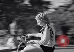 Image of Rhythm Bicycles San Francisco California USA, 1933, second 57 stock footage video 65675041254