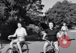 Image of Rhythm Bicycles San Francisco California USA, 1933, second 60 stock footage video 65675041254