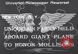 Image of James Mollison New York City United States USA, 1933, second 8 stock footage video 65675041256
