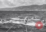 Image of surfing Venice Beach Los Angeles California USA, 1935, second 13 stock footage video 65675041280
