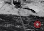 Image of surfing Venice Beach Los Angeles California USA, 1935, second 34 stock footage video 65675041280