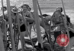 Image of surfing Venice Beach Los Angeles California USA, 1935, second 40 stock footage video 65675041280