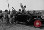 Image of surfing Venice Beach Los Angeles California USA, 1935, second 46 stock footage video 65675041280