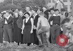 Image of mud wrestling Los Angeles California USA, 1936, second 32 stock footage video 65675041292