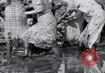 Image of mud wrestling Los Angeles California USA, 1936, second 38 stock footage video 65675041292