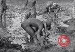 Image of mud wrestling Los Angeles California USA, 1936, second 43 stock footage video 65675041292