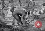 Image of mud wrestling Los Angeles California USA, 1936, second 44 stock footage video 65675041292