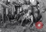 Image of mud wrestling Los Angeles California USA, 1936, second 47 stock footage video 65675041292