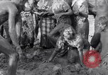Image of mud wrestling Los Angeles California USA, 1936, second 48 stock footage video 65675041292