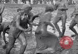 Image of mud wrestling Los Angeles California USA, 1936, second 49 stock footage video 65675041292