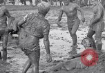 Image of mud wrestling Los Angeles California USA, 1936, second 50 stock footage video 65675041292