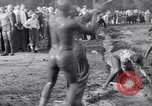 Image of mud wrestling Los Angeles California USA, 1936, second 53 stock footage video 65675041292