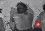 Image of sun bathing Del Monte California USA, 1936, second 29 stock footage video 65675041305
