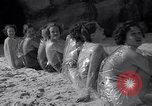Image of sun bathing Del Monte California USA, 1936, second 31 stock footage video 65675041305