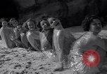 Image of sun bathing Del Monte California USA, 1936, second 34 stock footage video 65675041305