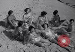 Image of sun bathing Del Monte California USA, 1936, second 38 stock footage video 65675041305